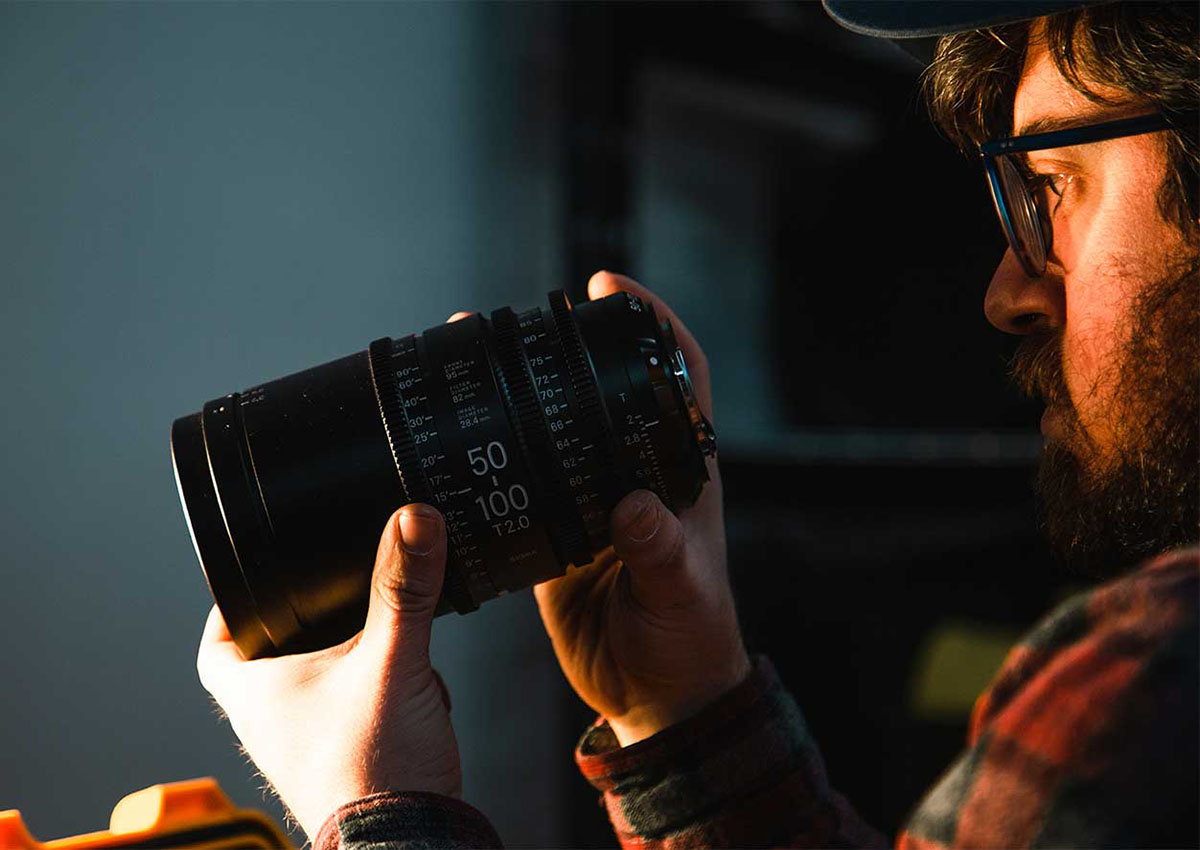 Check out Lenses from Expressway Cinema Rentals